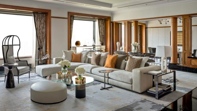 Four Seasons Hotel Singapore Presidential Suite