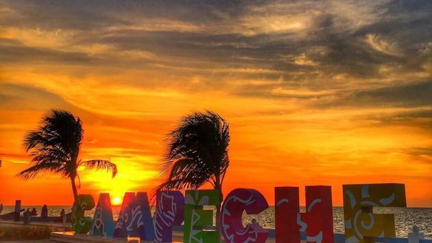 Campeche es el primer estado en lograr el color verde del semáforo epidemiológico. (Foto de Eme Media)