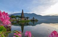 Ulun Danu Beratan Temple, Bali, Indonesia