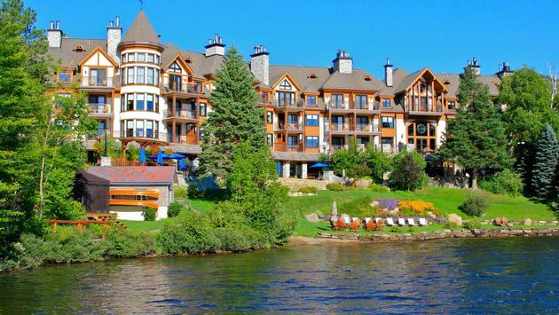 L'hôtel Quintessence Tremblant ne compte que 30 suites