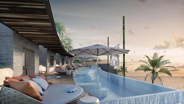 Hôtel La Casa de la Playa - Grupo Xcaret
