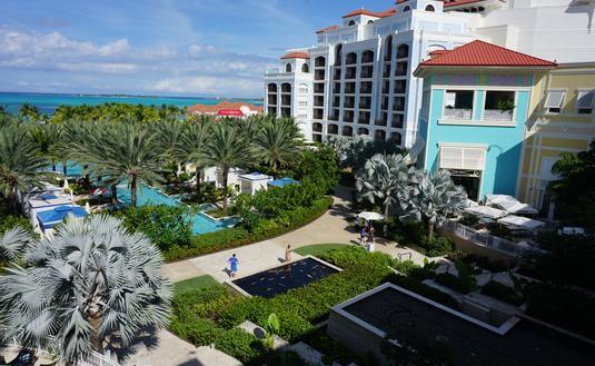 Baha Mar property in Nassau Bahamas