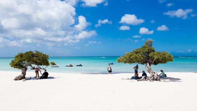 Aruba's Eagle Beach