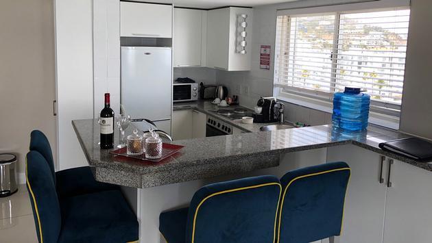 Cape Town Peninsula Hotel Kitchen