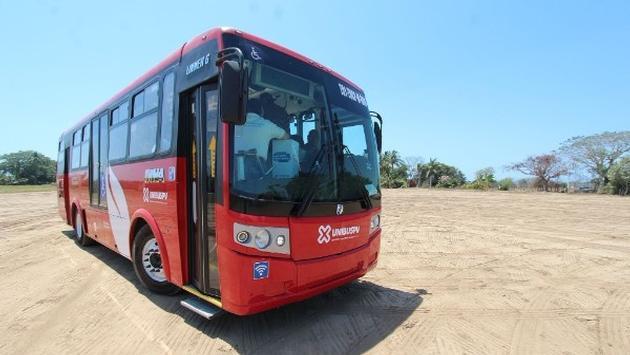Puerto Vallarta introduces all new bus system