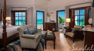 Receive 1 Free Night when you Book the Caribbean Honeymoon Beachfront Butler Suite`