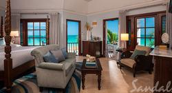 Receive 1 Free Night when you Book the Caribbean Honeymoon Beachfront Butler Suite`