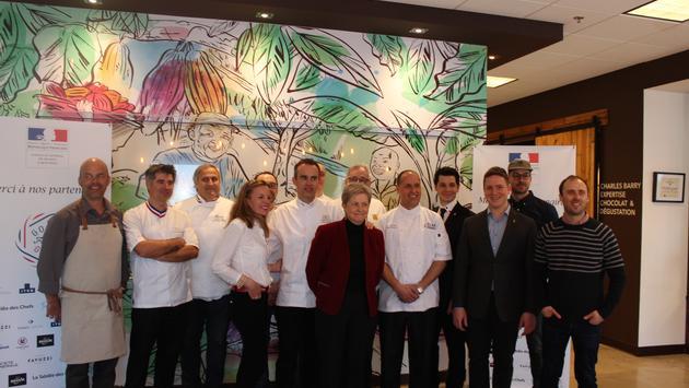 18 chefs participent à Goût de France 2019