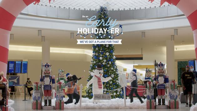 Jetblue launches 'Be an Early Holiday-er' initiative