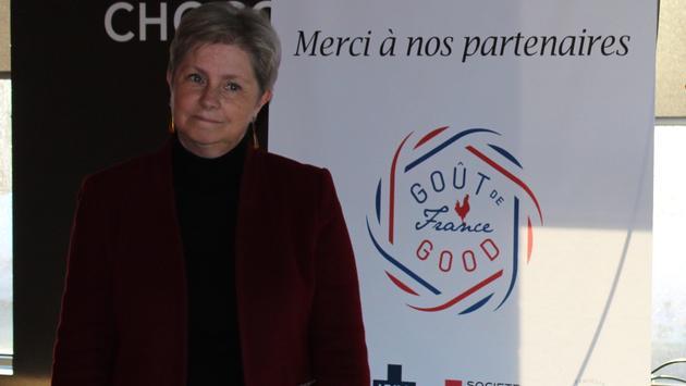 La Consule générale adjointe de France à Montréal