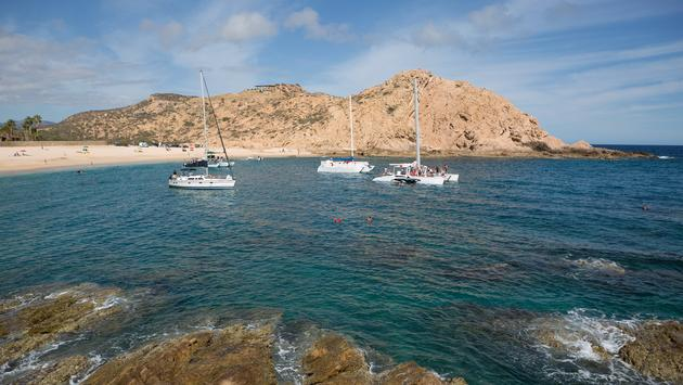 Santa Maria Bay, Los Cabos.