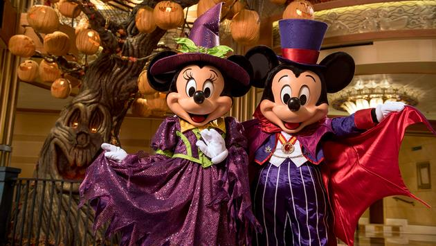 Halloween Disney High Seas Black And White 2020 Halloween Logo Disney Cruise Line Unveils New Itineraries for Fall 2021 | TravelPulse
