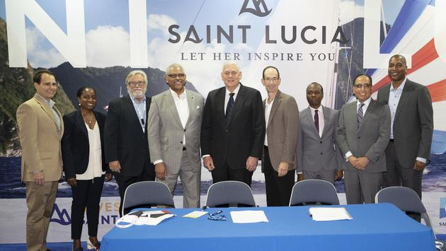 Carnival, Royal Caribbean and St. Lucia Government to Construct New Cruise Port