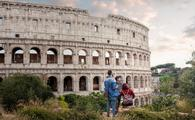 Guided Experience with Adventures by Disney- Rome