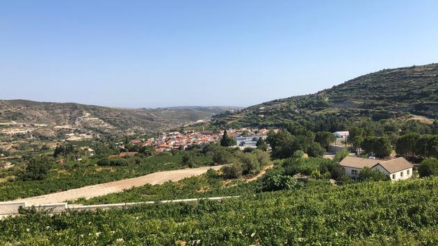 A visit to a winery in Cyprus was part of the new S.A.L.T. culinary program introduced on Silver Moon.
