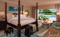 Now From $321 PP/PN: Sunset Bluff Honeymoon Luxury Poolside Walkout Club Level Room