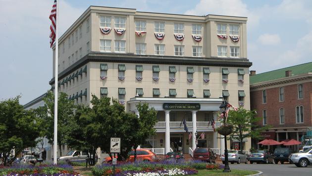 The Gettysburg Hotel, Gettysburg, PA