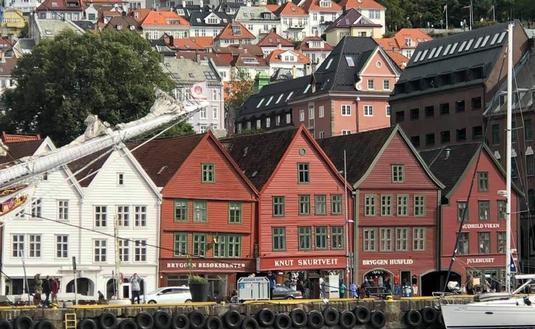 Bryggen - The Wharf