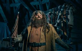 Hagrid , universal, orlando