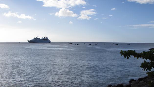 Windstar Cruises ship