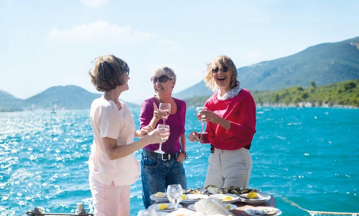 Wine and Oysters in Croatia with Insight Vacations