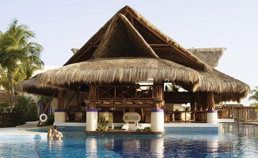 Excellence Riviera Cancun Blue bar