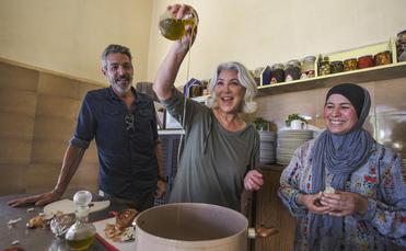 National Geographic Journeys Exclusives Women's Cooking Class in Ajloun Jordan