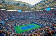 US Open at Arthur Ashe Stadium in Queens, New York