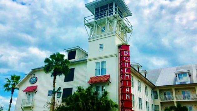Bohemian Hotel in Celebration, Florida