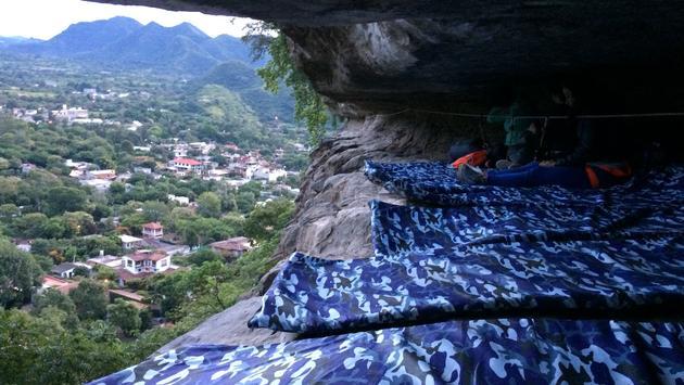crack camping Malinalco