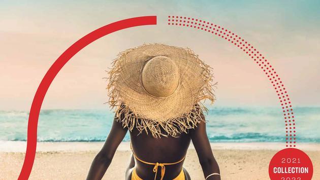 Nouvelle collection soleil 2021/2022 de Vacances Air Canada