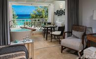 $1,000 Instant Credit: Beachfront Penthouse Club Level Suite