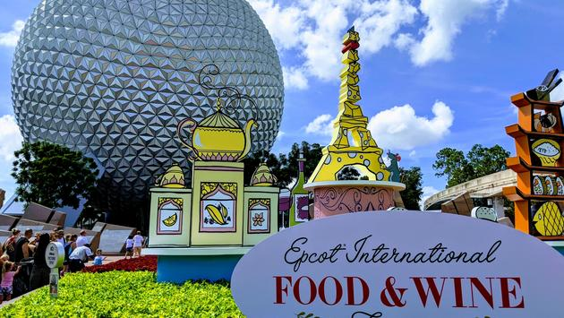 Epcot Food & Wine Festival, Walt Disney World Resort