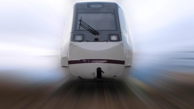Fast Train Approaching