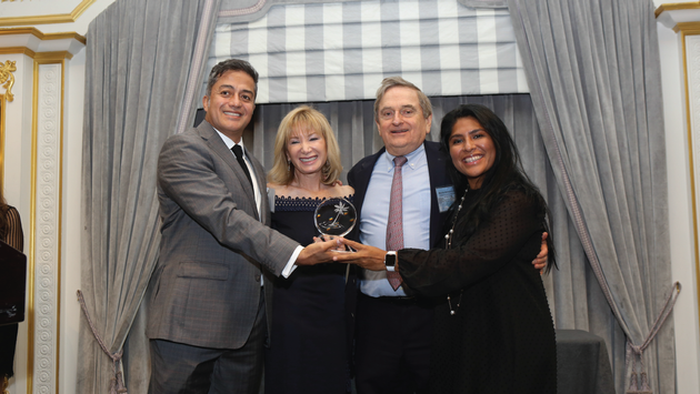The Passionate Palm Award goes to Velas Resorts.