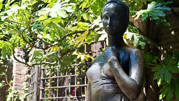 Juliet Statue, Verona