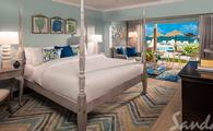 Now From $387: Caribbean Honeymoon Beachfront Grande Luxe Walkout Club Level Room