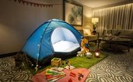 Little Guests Glamp In Style at Grand Hyatt Taipei