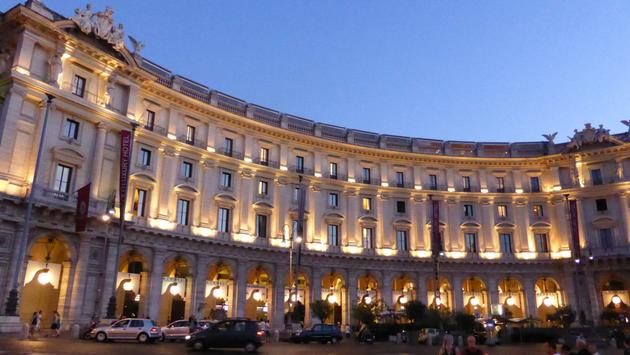 Boscolo Exedra Rome