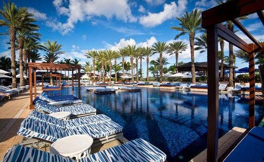 The Cove Atlantis Pool Nassau Paradise Island
