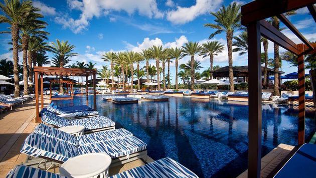 The Cove Atlantis Pool Nassau Paradise Island