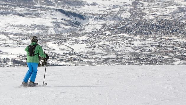 Steamboat Springs, Colorado, skiing