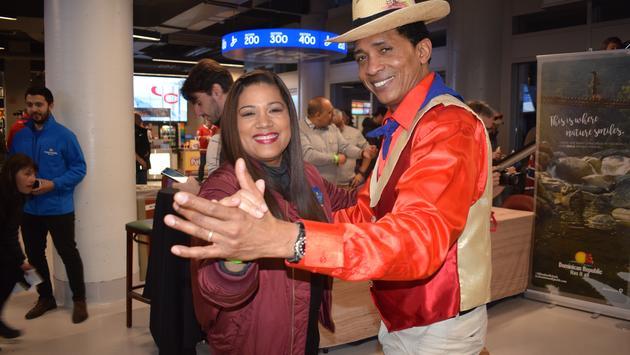 Cosette Garcia, directrice de l'Office de tourisme de la République dominicaine à Montréal