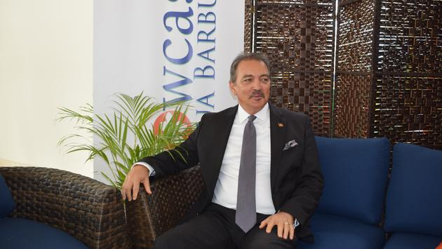 Charles Fernandez, minister of Tourism and Investment, Antigua and Barbuda