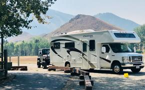 RV in Sun Valley, Idaho