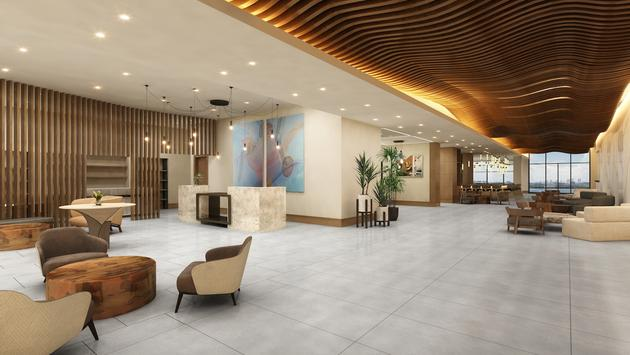 The new Marriott Autograph Collection hotel – Current