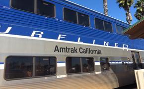 Surfliner train