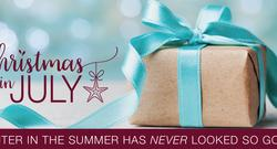 Christmas in July: Winter in the Summer has Never Looked so Good