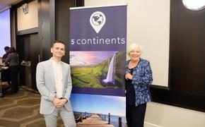 David Boigne and Michele Rauzon, 5Continents