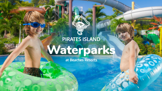 Caribbean's Best Waterparks